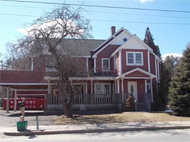 940 Greenville Av, Smithfield, RI 02828 (MLS #1217641) :: The Seyboth Team