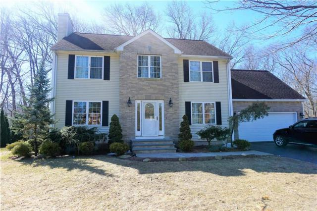 110 Surrey Lane, West Warwick, RI 02893 (MLS #1217725) :: The Martone Group