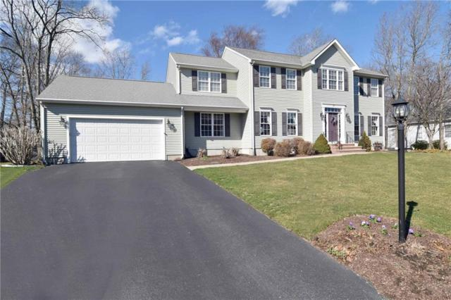 25 Sophia Dr, Cranston, RI 02921 (MLS #1217755) :: The Martone Group