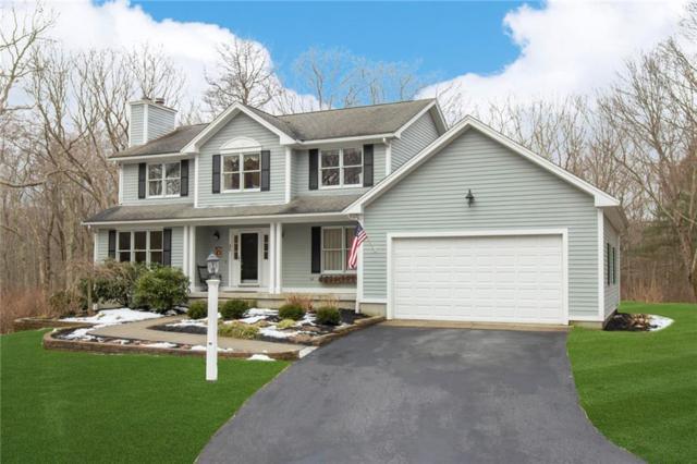 45 Woodbridge Dr, East Greenwich, RI 02818 (MLS #1217805) :: Westcott Properties
