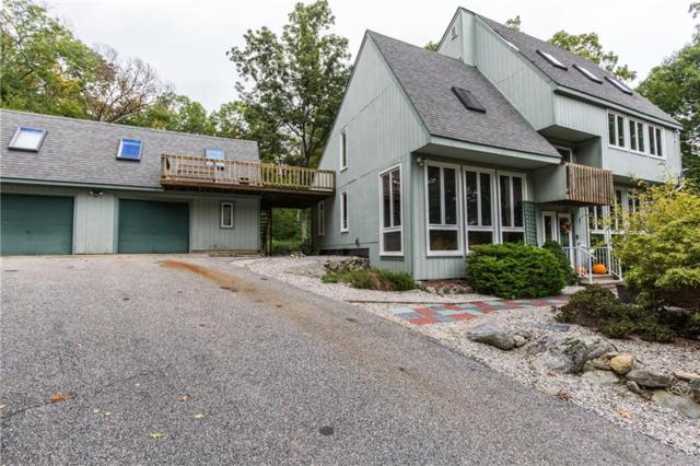 33 Rocky Hill Rd, Scituate, RI 02857 (MLS #1217942) :: The Martone Group