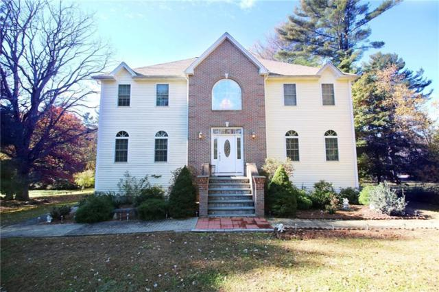 1335 Woonsocket Hill Rd, North Smithfield, RI 02896 (MLS #1217993) :: The Martone Group