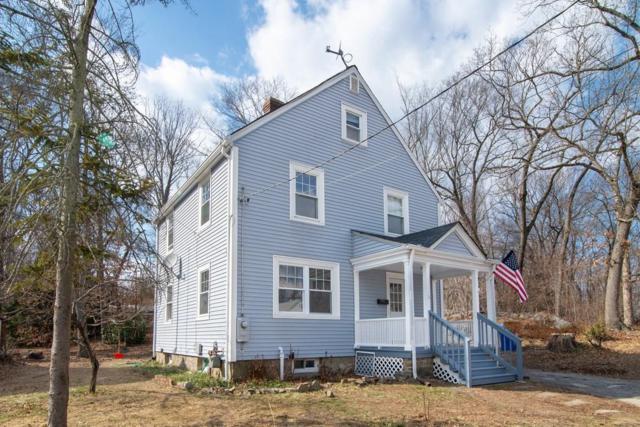 38 Woodland Ct, Lincoln, RI 02865 (MLS #1218055) :: Westcott Properties