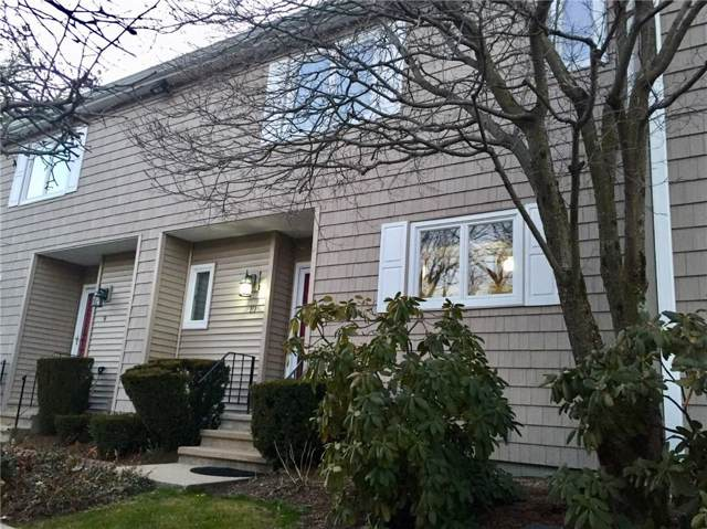 100 Hoffman Av, Unit#10 #10, Cranston, RI 02920 (MLS #1218378) :: Anytime Realty