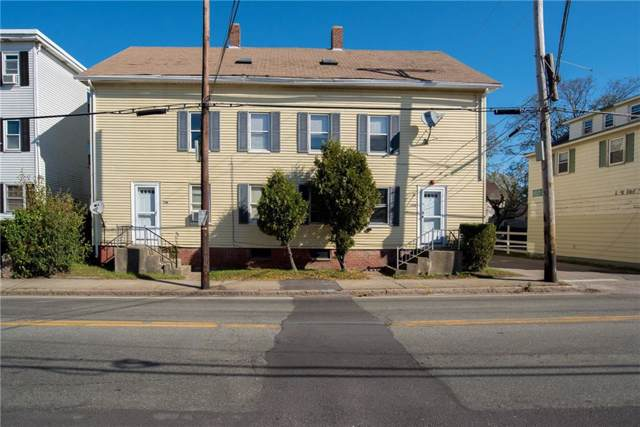 136 Main St, Warren, RI 02885 (MLS #1218584) :: Onshore Realtors