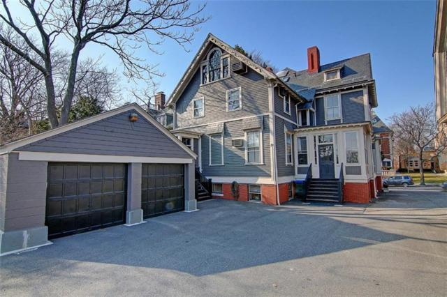 275 Angell St, Unit#4 #4, East Side of Providence, RI 02906 (MLS #1218704) :: The Seyboth Team