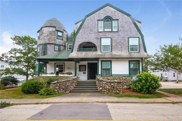 20 Rodman St, Unit#2 #2, Narragansett, RI 02882 (MLS #1218814) :: Welchman Real Estate Group | Keller Williams Luxury International Division