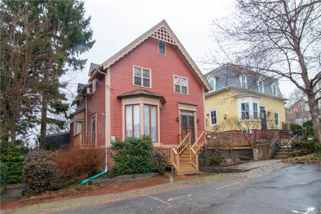 15 Benefit St, East Side of Providence, RI 02906 (MLS #1218937) :: Westcott Properties