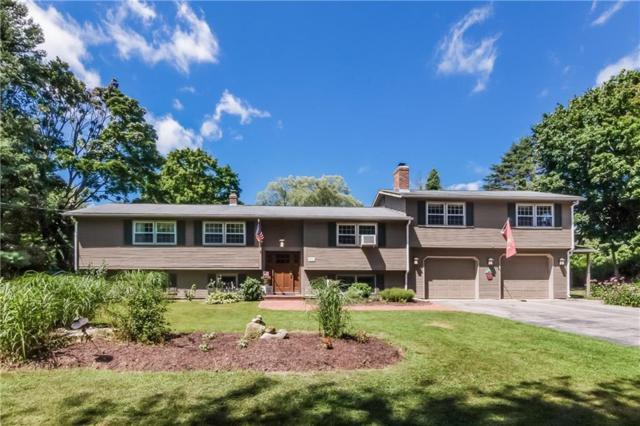 566 Weaver Hill Rd, West Greenwich, RI 02817 (MLS #1219116) :: Westcott Properties