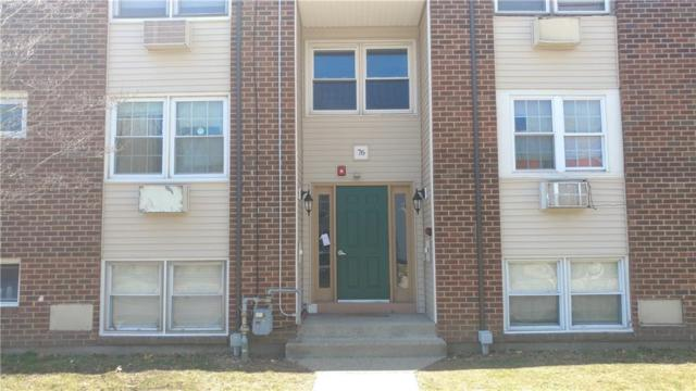 76 Park St, Unit#2C 2C, Pawtucket, RI 02860 (MLS #1219167) :: The Martone Group