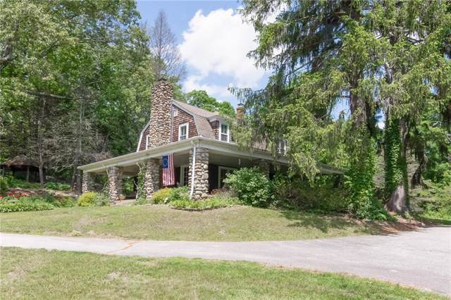 21 Sawmill Road, Glocester, RI 02829 (MLS #1219178) :: The Martone Group