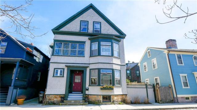 21 Mount Vernon St, Unit#3 #3, Newport, RI 02840 (MLS #1219298) :: Welchman Real Estate Group | Keller Williams Luxury International Division
