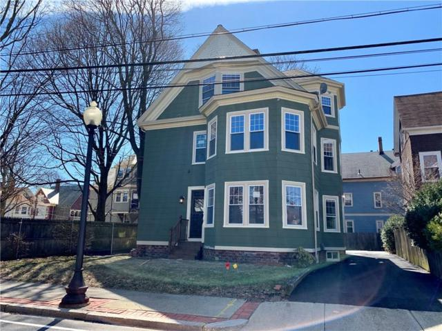 25 Armistice Blvd, Unit#1 #1, Pawtucket, RI 02860 (MLS #1219529) :: Welchman Real Estate Group   Keller Williams Luxury International Division