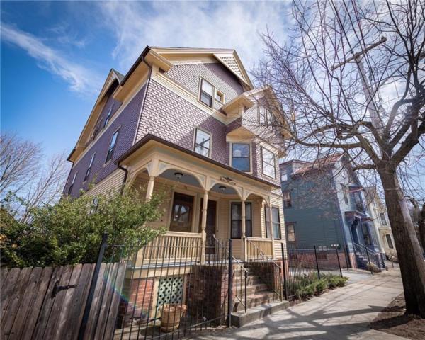 88 Harrison St, Unit#3 #3, Providence, RI 02909 (MLS #1219607) :: Welchman Real Estate Group | Keller Williams Luxury International Division