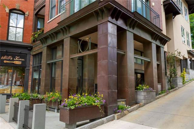 101 North Main St, Unit#400 #400, East Side of Providence, RI 02903 (MLS #1219814) :: Westcott Properties