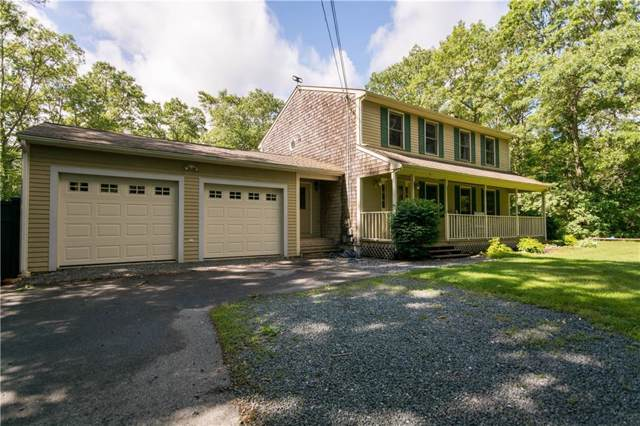 267 Deer Run Road, Tiverton, RI 02878 (MLS #1219890) :: Westcott Properties