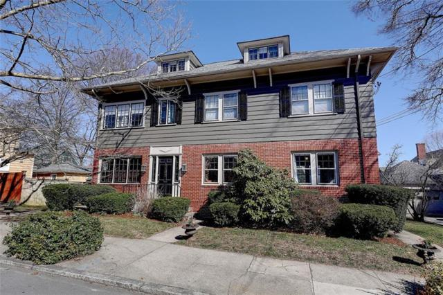 100 Halsey St, Unit#1 #1, East Side of Providence, RI 02906 (MLS #1219942) :: Westcott Properties