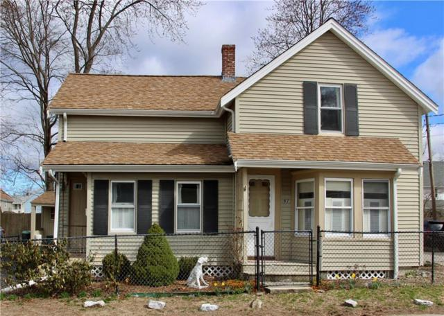 97 Cedar Av, East Providence, RI 02915 (MLS #1219962) :: Westcott Properties
