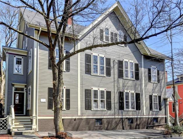 49 Thayer St, East Side of Providence, RI 02906 (MLS #1220052) :: Westcott Properties