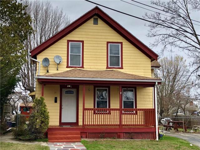 31 Lawrence St, Cranston, RI 02920 (MLS #1220383) :: Westcott Properties