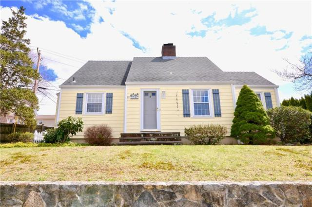 26 Basswood Rd, Cranston, RI 02910 (MLS #1220444) :: The Martone Group