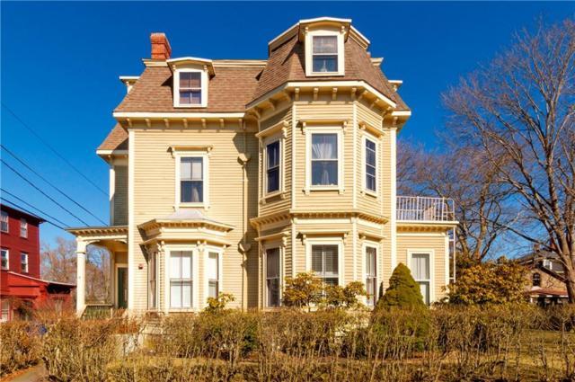 16 - 18 Catherine St, Unit#1 #1, Newport, RI 02840 (MLS #1220489) :: Welchman Real Estate Group | Keller Williams Luxury International Division