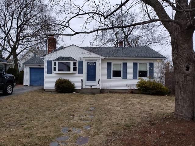 44 Bucklin St, Pawtucket, RI 02861 (MLS #1220553) :: Westcott Properties