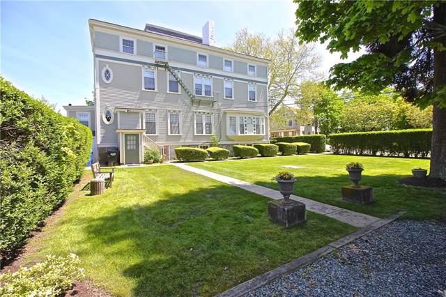 20 Berkeley Avenue #5, Newport, RI 02840 (MLS #1220579) :: RE/MAX Town & Country