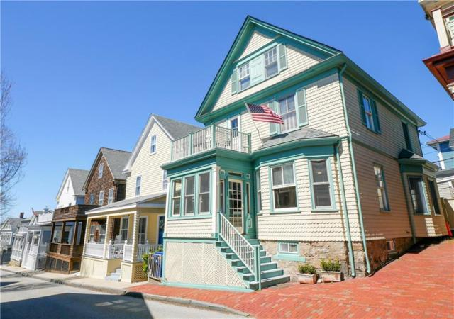 66 Prospect Hill St, Newport, RI 02840 (MLS #1220649) :: The Seyboth Team