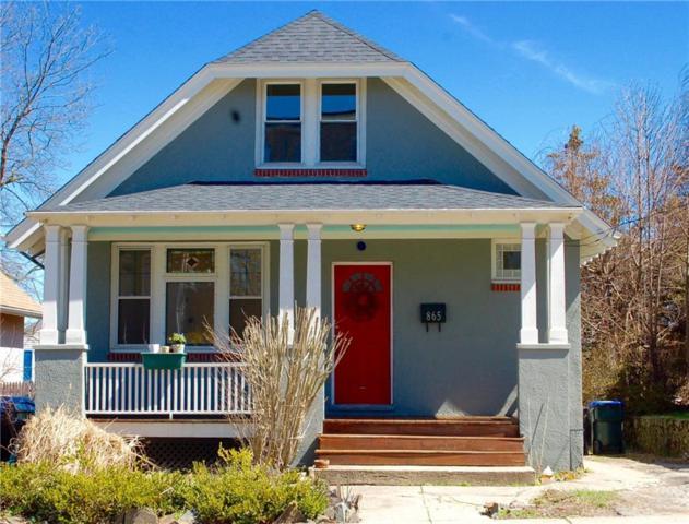 865 River Av, Providence, RI 02904 (MLS #1220673) :: Westcott Properties