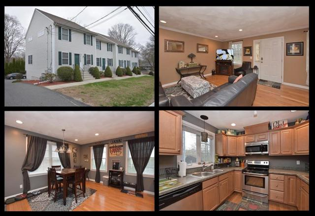 13 Central St, Unit#4 #4, Lincoln, RI 02838 (MLS #1220770) :: Welchman Real Estate Group | Keller Williams Luxury International Division