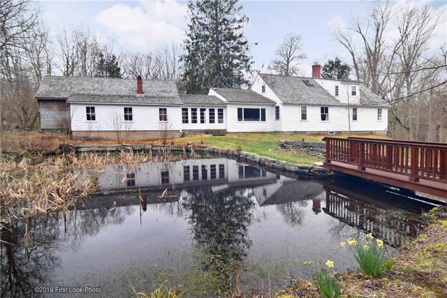 141 Howard Hill Rd, Foster, RI 02825 (MLS #1220834) :: Westcott Properties