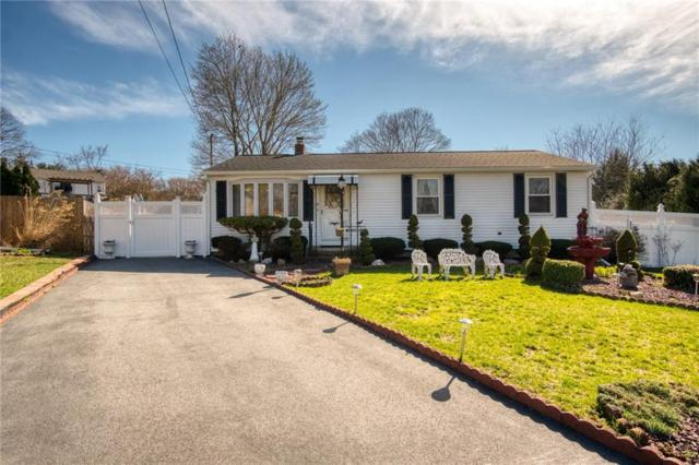 39 Hillside Dr, Warwick, RI 02889 (MLS #1220948) :: Westcott Properties