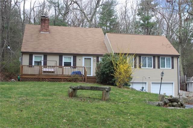 245 Knibb Rd, Burrillville, RI 02859 (MLS #1220955) :: Westcott Properties