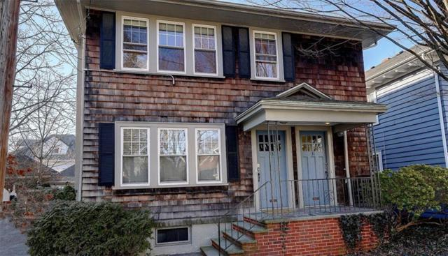 31 Doane Av, Unit#2 #2, East Side of Providence, RI 02906 (MLS #1221259) :: The Martone Group