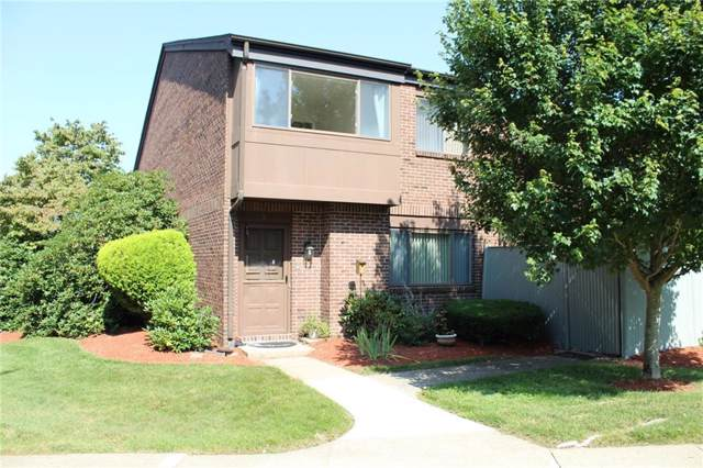 50 Laurelwood Drive #50, Stoughton, MA 02072 (MLS #1222059) :: RE/MAX Town & Country