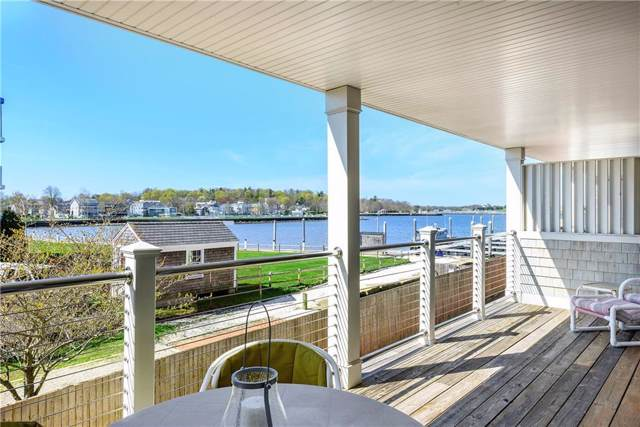 31 Coddington Wharf, Unit#19 #19, Newport, RI 02840 (MLS #1222200) :: Albert Realtors