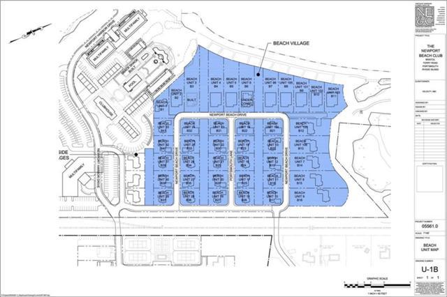 0 - 40B Newport Beach Dr, Portsmouth, RI 02871 (MLS #1222210) :: The Martone Group