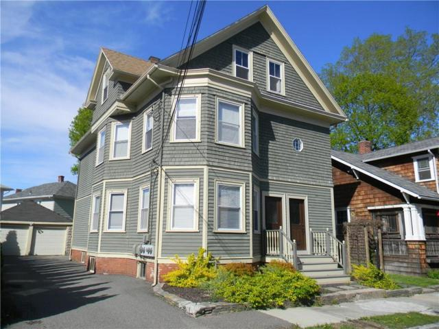 18 Braman St, Unit#2 #2, East Side of Providence, RI 02906 (MLS #1222710) :: The Seyboth Team