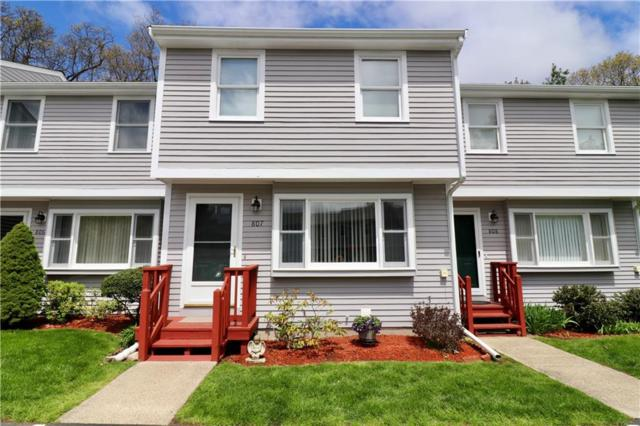 154 Bear Hill Rd, Unit#807 #807, Cumberland, RI 02864 (MLS #1222840) :: The Seyboth Team