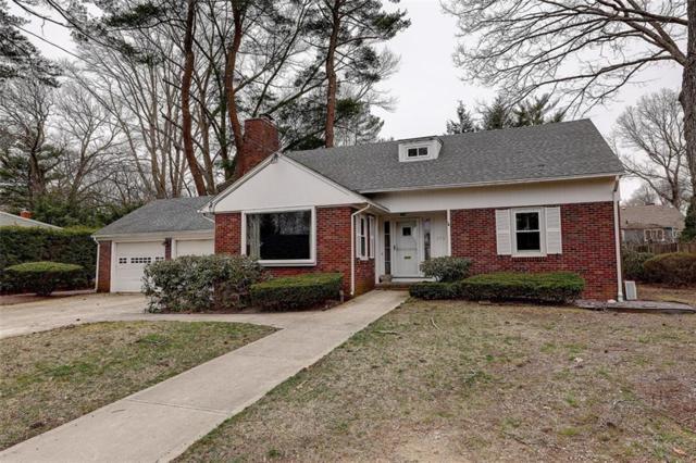 155 Pleasant St, East Providence, RI 02916 (MLS #1222868) :: Westcott Properties