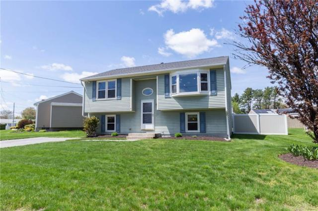 16 Mallory Ct, Cranston, RI 02910 (MLS #1222907) :: The Martone Group