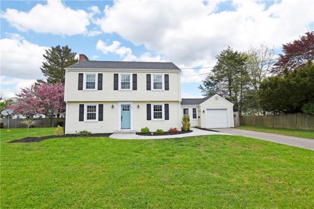 25 Marshall Wy, East Providence, RI 02916 (MLS #1222963) :: Westcott Properties