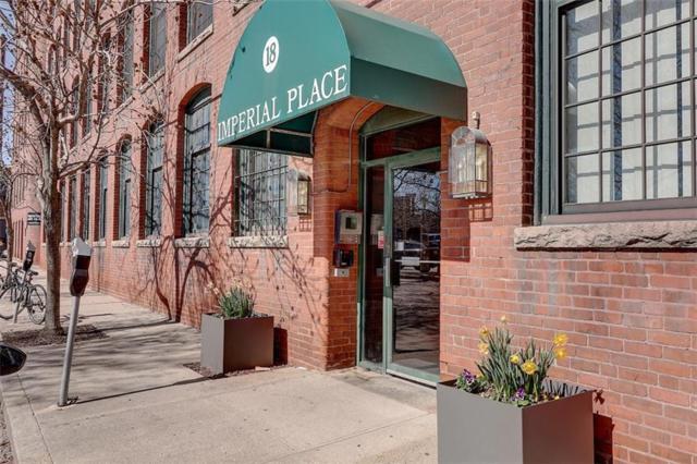 28 Bassett St, Unit#4D 4D, Providence, RI 02903 (MLS #1223002) :: The Martone Group