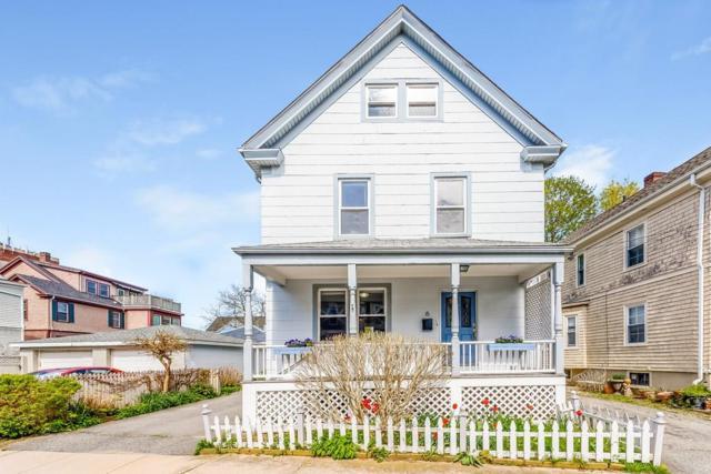 6 Gardiner St, Newport, RI 02840 (MLS #1223052) :: Welchman Real Estate Group | Keller Williams Luxury International Division