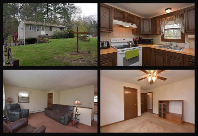 42 Harrisville Rd, Glocester, RI 02859 (MLS #1223087) :: The Seyboth Team