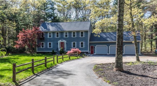 399 Fry Pond Rd, West Greenwich, RI 02817 (MLS #1223286) :: Spectrum Real Estate Consultants