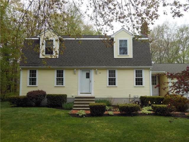 82 Shaw Dr, Glocester, RI 02814 (MLS #1223431) :: The Martone Group