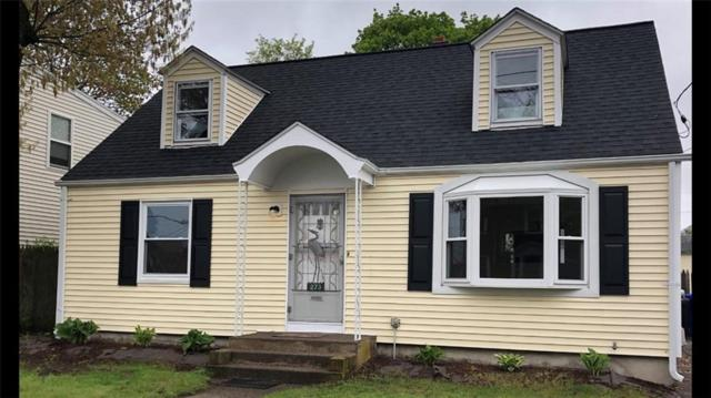 273 Benefit St, Pawtucket, RI 02861 (MLS #1223461) :: The Seyboth Team