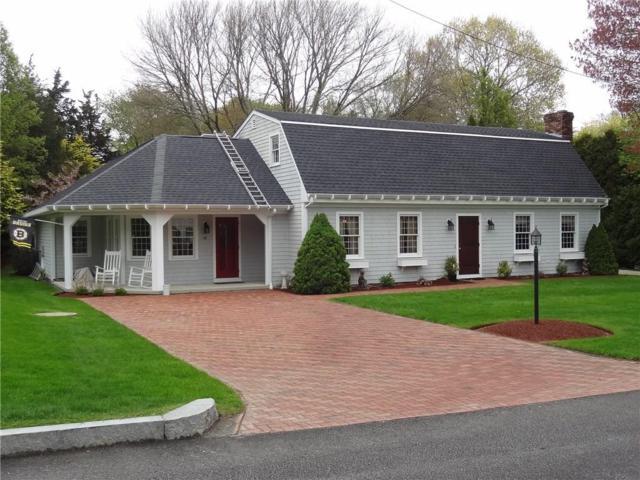 45 Kickemuit Av, Bristol, RI 02809 (MLS #1223472) :: Welchman Real Estate Group | Keller Williams Luxury International Division